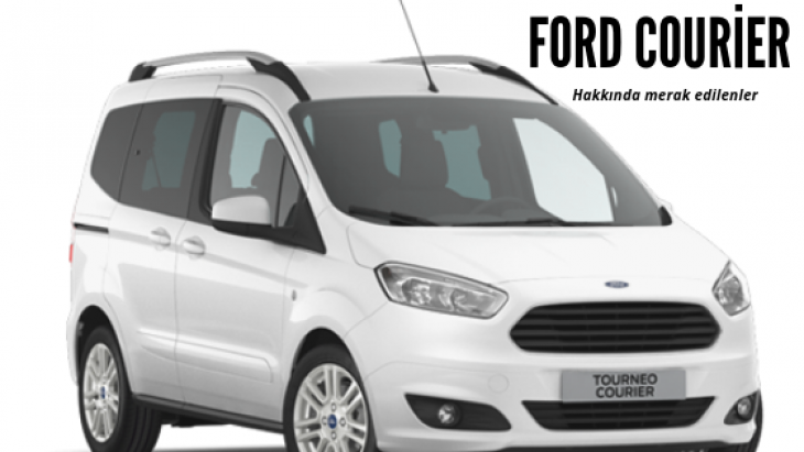Ford Tourneo Courier Dizel